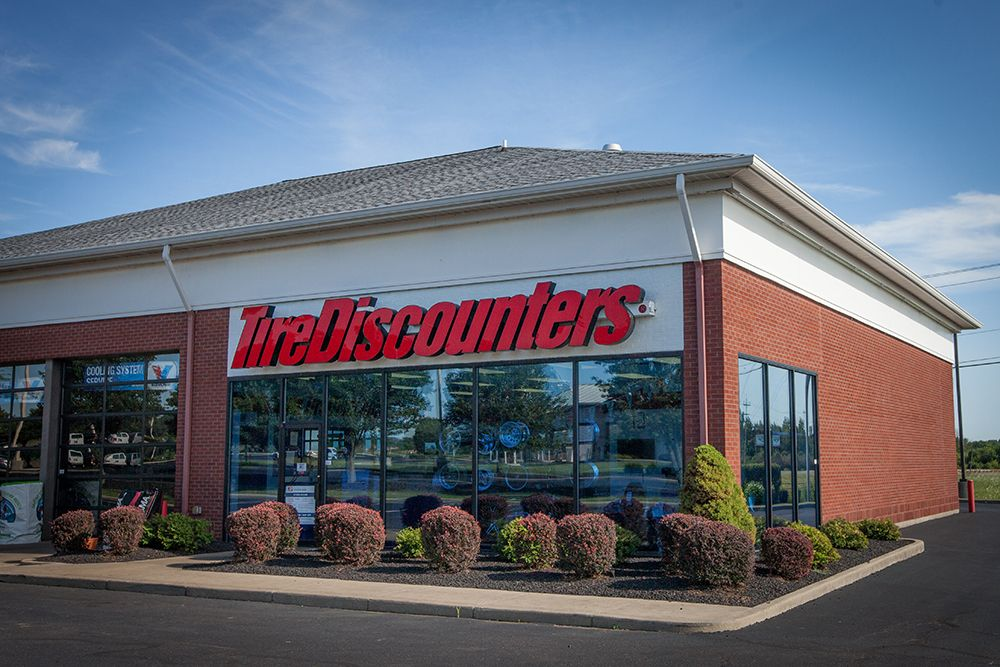 Union Center West Chester Oh Tire Discounters