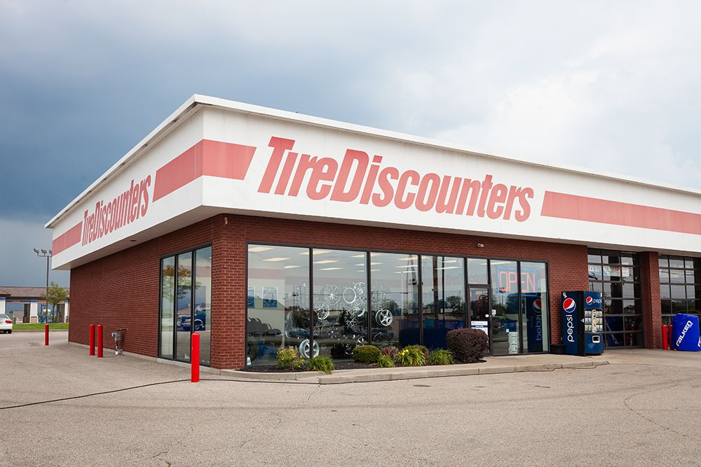Winford Bypass Hamilton Oh Tire Discounters
