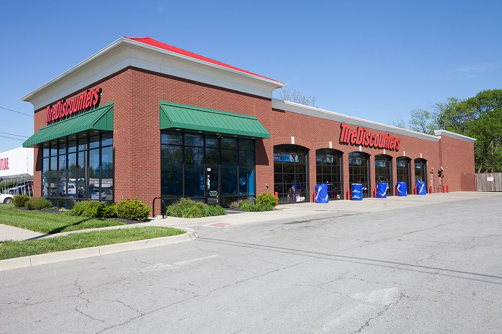 Dixie Louisville Ky Tire Discounters