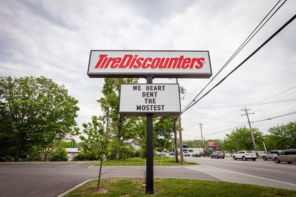 Dent Cincinnati Oh Tire Discounters