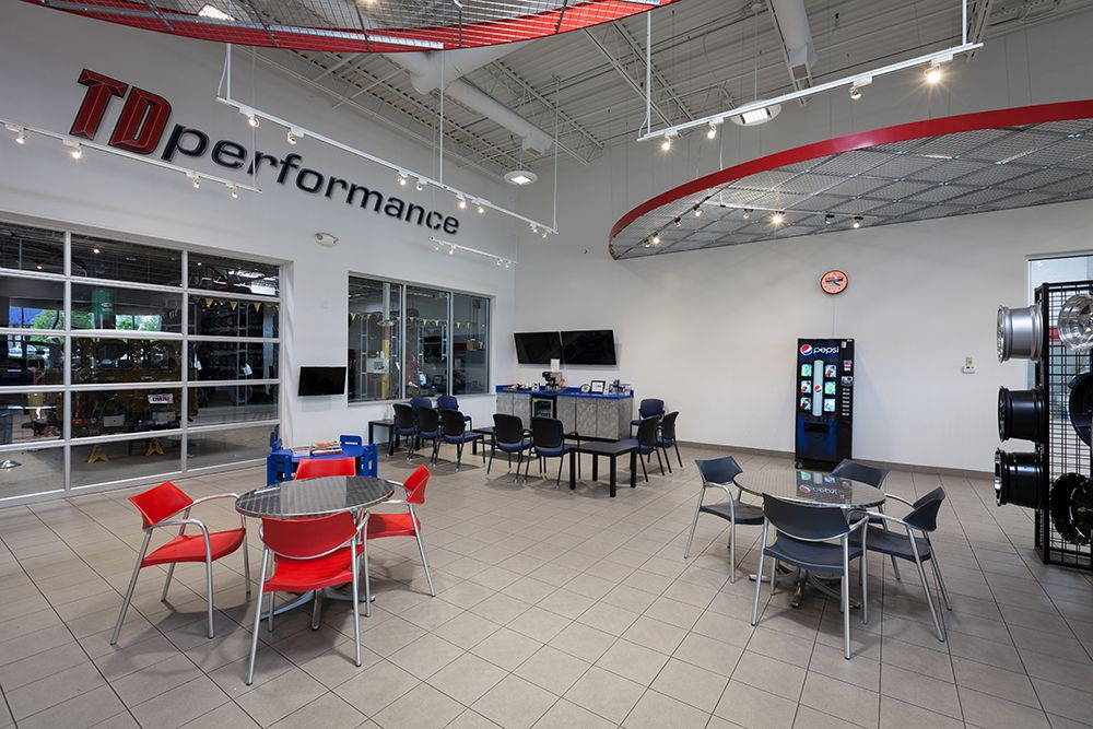 Tire Discounters Near Me >> Td Performance Cincinnati Oh Tire Discounters