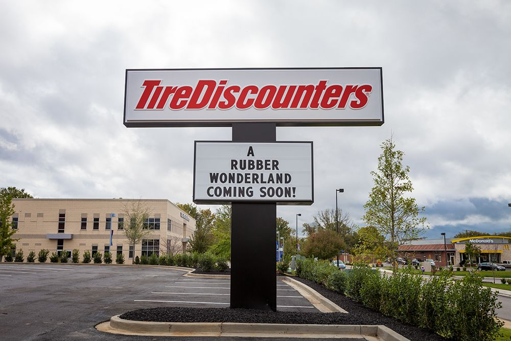 Brentwood East Brentwood Tn Tire Discounters