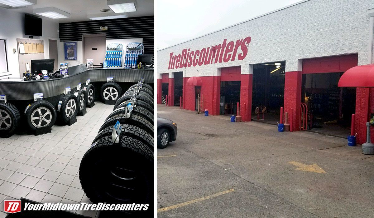 Tire Shops Near Me Open On Sunday >> Midtown Nashville Tire Discounters