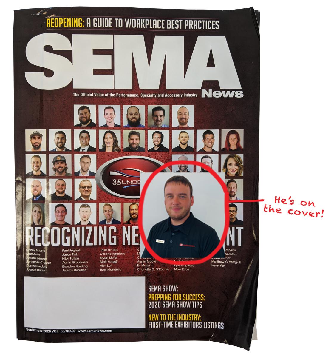 SEMA News